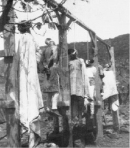 A few of Ethiopian victims of Graziani's war