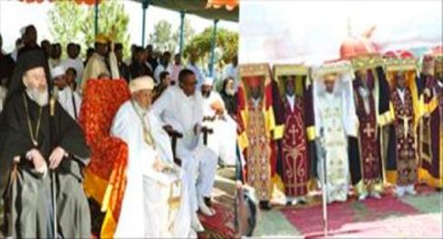 Epiphany celebrations in Ethiopia