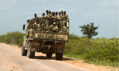 The Ethiopian army withdrew from the Ogaden region after compalints againts soldiers'' conduct - to be replaced by the 'special police'. Photograph: Peter Delarue/AFP/GettyImages
