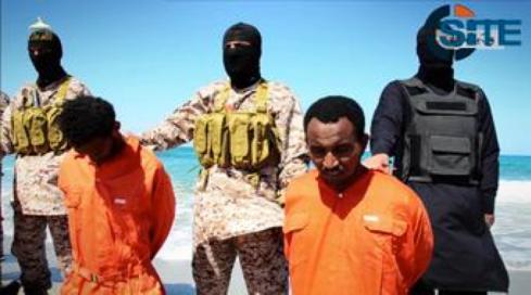 ISIL massacre of Ethiopian Christians