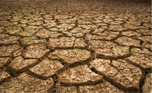 Drought soil in southern Ethiopia (Credit:  Getty Images via BlouinNews)