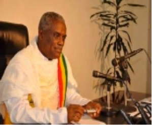 Yalew Abate, Speaker of Amhara Senate (Foto Fana)