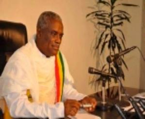 Yalew Abate, Speaker of Amhara Senate (Foto Fana)