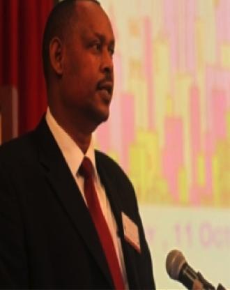 State Minister of Agriculture Mitiku Kassa (Fotp FAna)