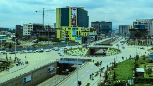 Addis Abeba Ring Road (Foto Fana)