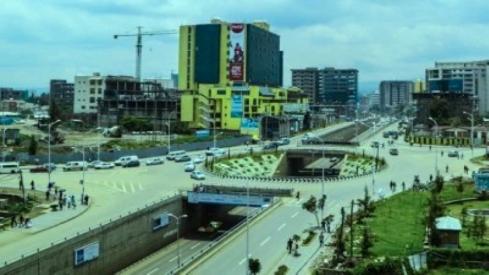 Addis Abeba Ring Road (Foto Fana)