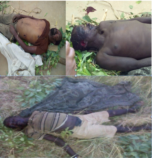 Konso deaths: TPLF victims of the past two days (Credit:https://www.facebook.com/Jawarmd/posts/10102178434506583)