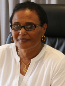 Ambassador Tirfu Kidanemariam Gebrehiwet (Eth Embassy)