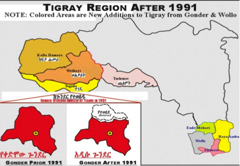 Tigrai Region after 1991