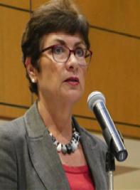 Ambassador Patricia Haslach (Credit: US Embassy Addis)