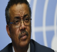 Tedros Adhanom,Tedros Adhanom, Ethiopia's minister of foreign affairs, May 24, 2016 (Credit: VOA).