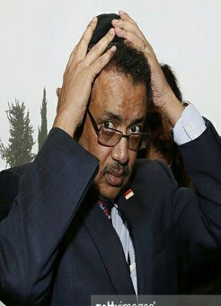 Dr. Tedros Adhanom. Where would he go now since he is no longer cabinet member? Is he going to become full time TPLF cadre?