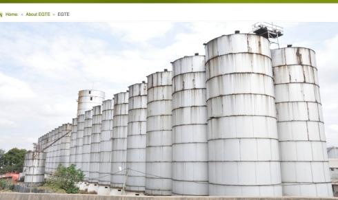 Ethiopian Grain silos (TEO pictures)